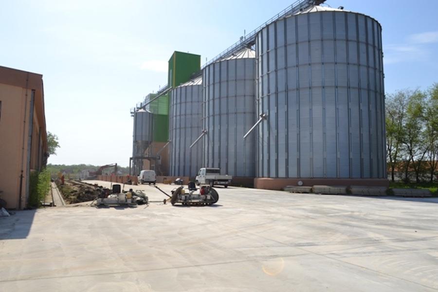 Izgradnja poljoprivrednih objekata