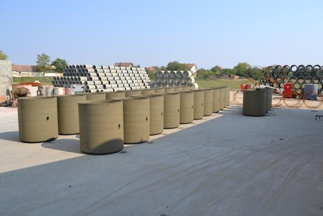 proizvodnja betonske galanterije 1