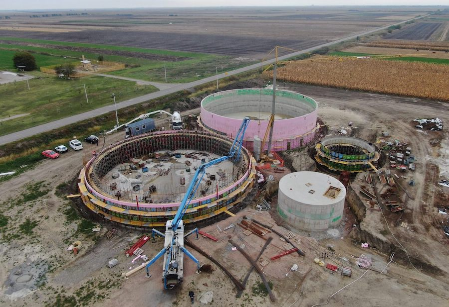Biogas Bašaid